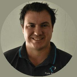 Gareth Pure Aquatics